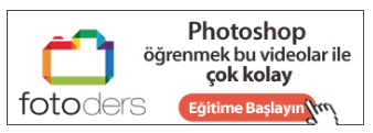 Fotoders - Photoshop Öğren