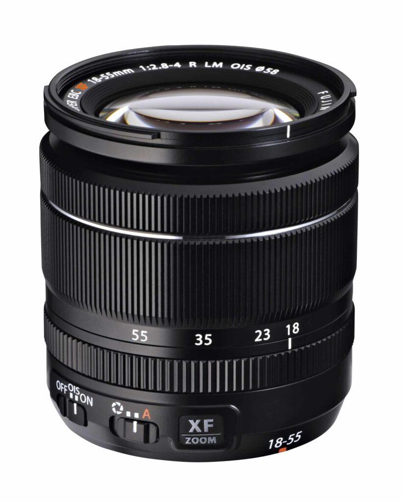 Fuji Lens 18-55mm F2.8-4