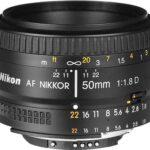 Nikon 50mm f:1.8 AF