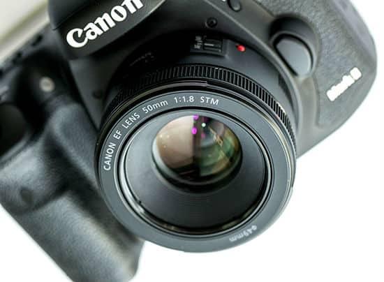 canon 50mm stm incelemesi