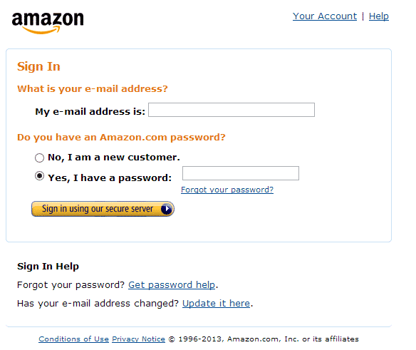 Amazon.com-Sign-In