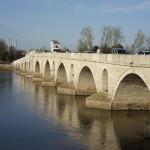 Edirne İkinci Bayezid Köprüsü