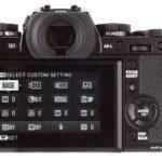 Fujifilm-X-T1-menu