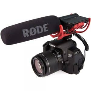 Videomic with rycote (2)