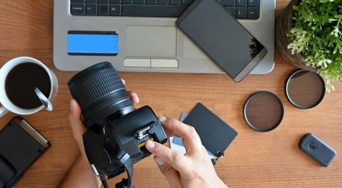 vlog için kamera
