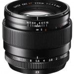 Fuji Lens XF 23mm f/1.4