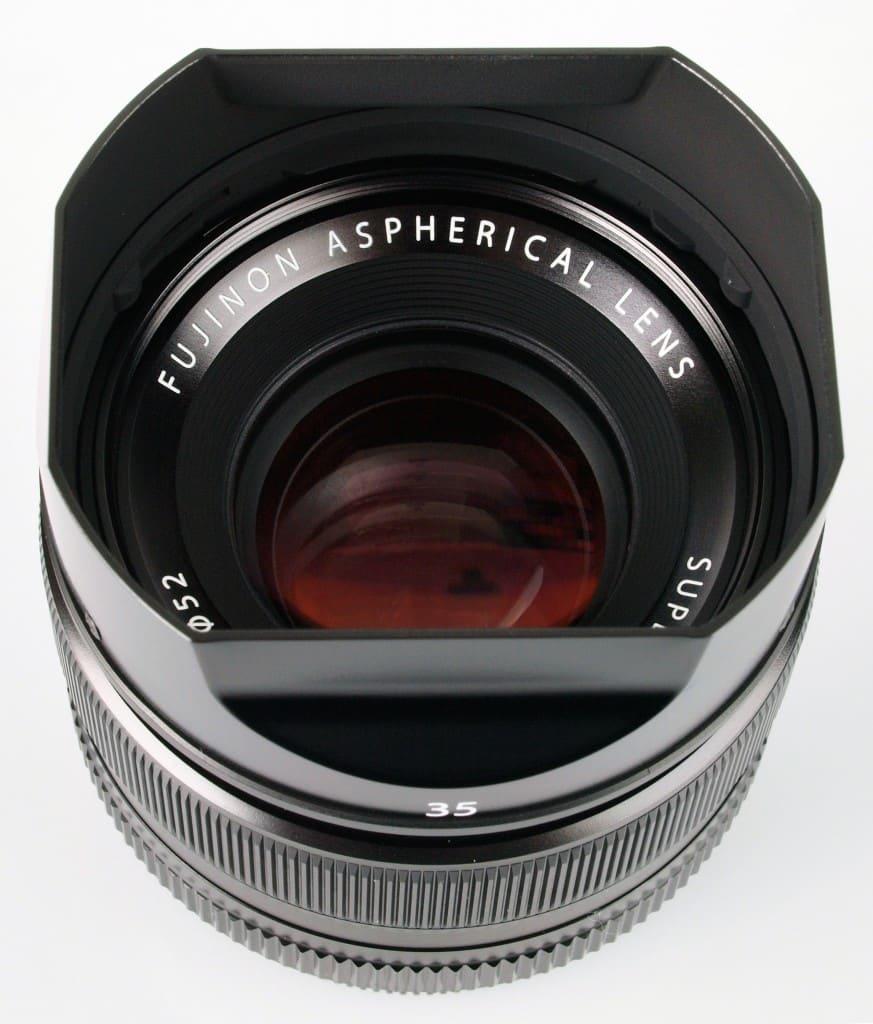 Fuji Lens 35mm F1,4