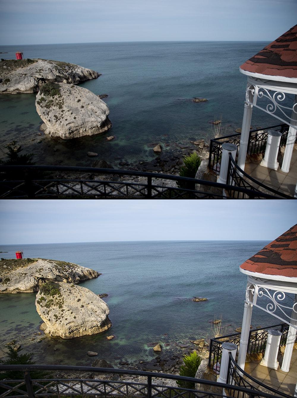 Sadece temel Photoshop bilgisiyle bir fotoğrafın önce ve sonrası