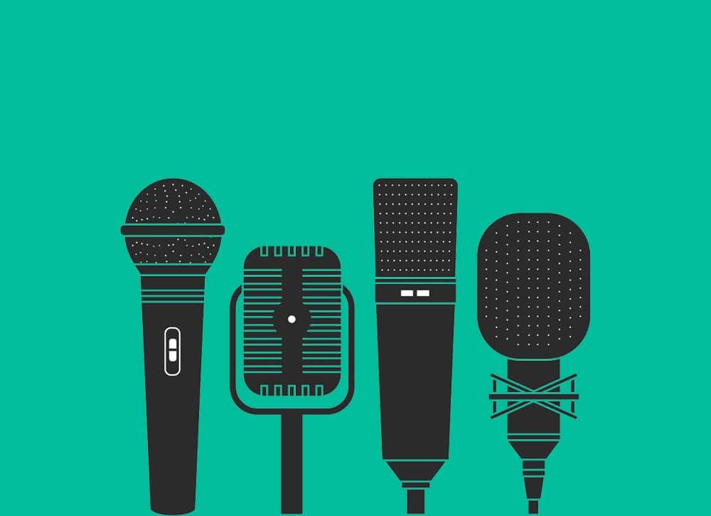 Vlog için Mikrofon