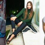 Modeller, sırasıyla Sandra, Inessa ve Gökhan