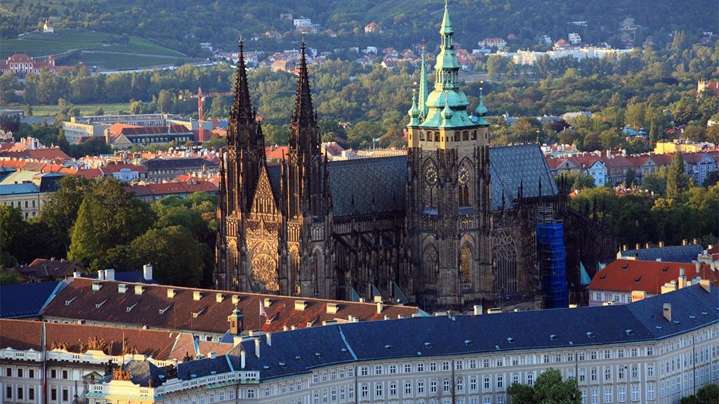 prag-castle