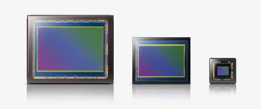 RX1 fullframe sensöre sahip
