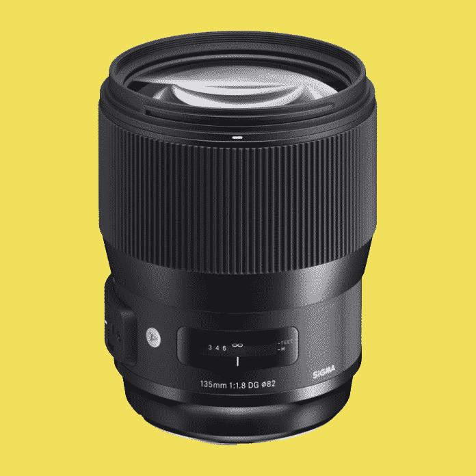 Sigma 135mm Art İncelemesi