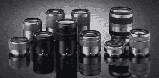 sony uyumlu lensler